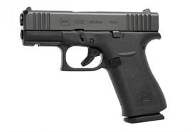 Pistole Glock 43X FS Rail Black 9mm Para