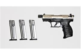 Pistole Walther P22 22Lr