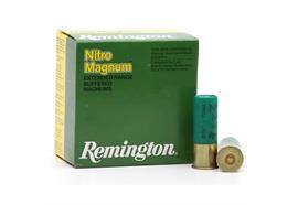 Remington 12/70 Nitro Magnum 11/2OZ 25 Schuss