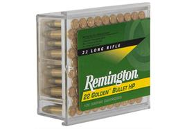 Remington 22L.r High Velocity HP 100 Schuss