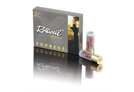 Rottweil 12/67.5 Express 33g 8.6mm-9 Kug 10 Schuss
