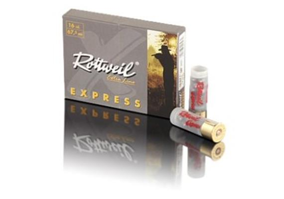 Rottweil 16/67.5 Express 22g 7.4mm-9 Ku 10Schuss