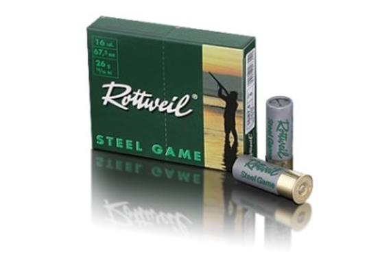 Rottweil 16/67.5 Steel Game 26g No5-3mm 10Schuss