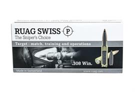 Ruag .308 Win Target 168gr 20 Schuss