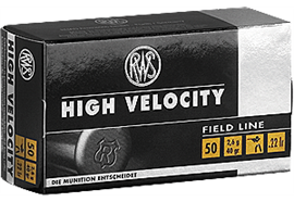 RWS 22L.r High Velocity 50 Schuss