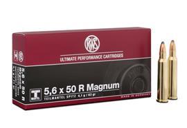 RWS 5.6x50R Mag 4.1gTMS 20 Schuss