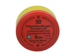 RWS Dynamit Nobel 9mm Flobert Rundkugeln