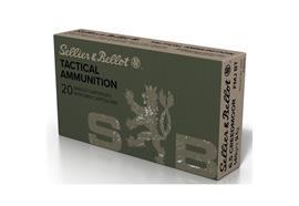 Sellier & Bellot 6.5 Creedm 140 gr FMJBT 20 Schuss