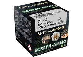 Sellier & Bellot 7x64 SCR.Zink 100g 50 Schuss