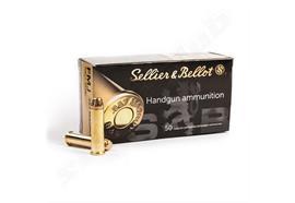 Sellier & Bellot 357 Magnum 158gr FMJ 50 Schuss