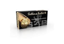 Sellier & Bellot 357 SIG 140gr FMJ 50 Schuss