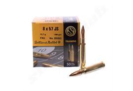 Sellier & Bellot 8x57 JS 12.7g FMJ 50 Schuss