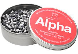 Alpha Diabolo 4.5mm 500 Stk. Dose
