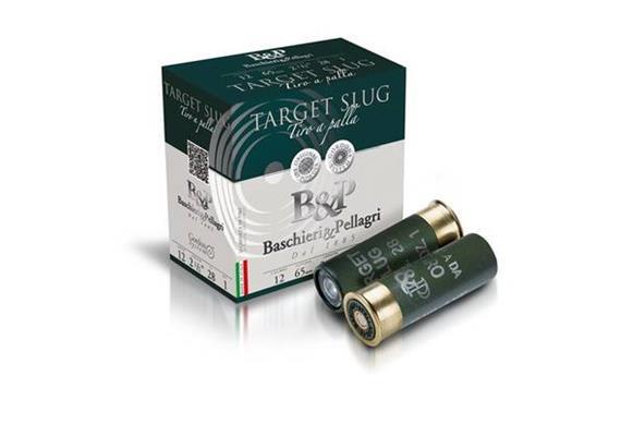 Baschieri & Pellagri 12/65 FLG 28g 25 Schuss