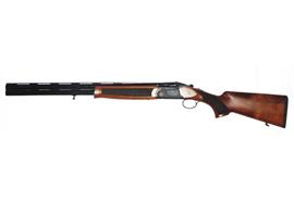Bockdoppelflinte Francolin S-16 Black 12/76 71cm