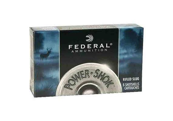 Federal 10/89 Slug 1 3/4OZ 5 Schuss