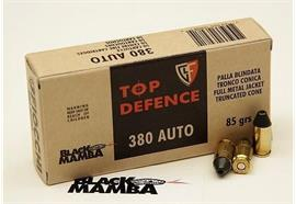 Fiocchi Black Mamba 9mm Browning 50 Schuss