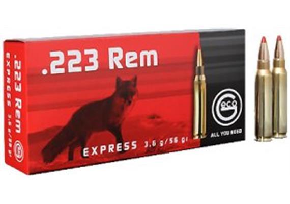 Geco 223 Remington 3.6g SP 20 Schuss
