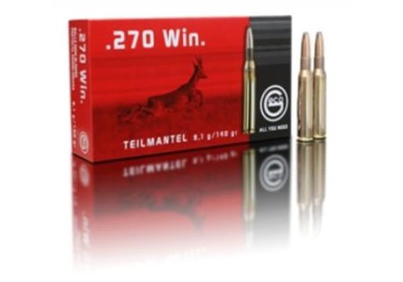 Geco .270 9.1g TM 20 Schuss
