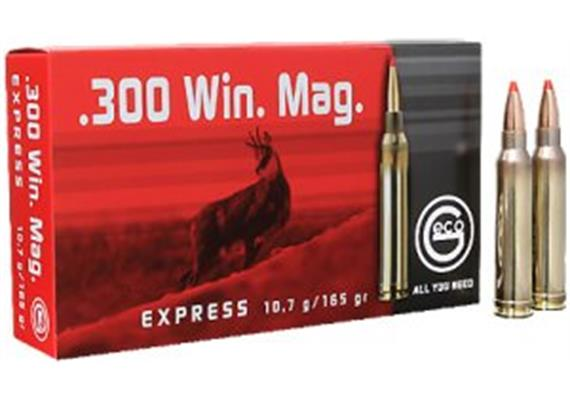 Geco .300 Win Mag 10.7g Express 20 Schuss