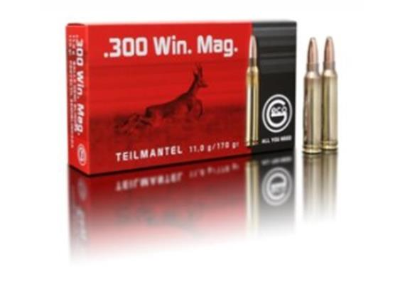 Geco 300 Win Mag 11.0g TM 20 Schuss