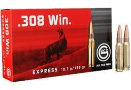 Geco .308 Win 10.7g Express 20 Schuss