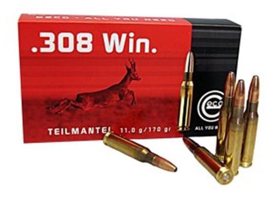 Geco .308 Win 11.0g TM 20 Schuss