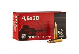 Geco 4.6 x 30 Target Vlm 40 grs. 50 Schuss