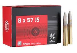 Geco 8x57IS 12.1g Sport 20 Schuss