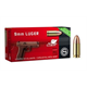 Geco 9mm Para 8g VM Sintox 50 Schuss