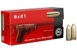 Geco 9x21 8g VM-RN 50 Schuss