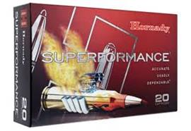 Hornady 223Rem 55Gr Superformance 20 Schuss