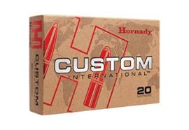 Hornady Custom International 9.3x62 286g 20 Schuss