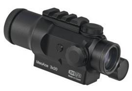 Meopta Reflexvisier MeoAce 3x20 Dot 1.5 MOA