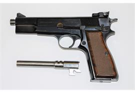 Pistole FN Browning High Power 9mm Para