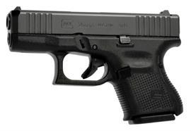 Pistole Glock 26 Gen5 FS 9mm Para