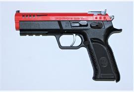Pistole Tanfoglio Force SA 22Lr Rosso