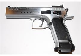 Pistole Tanfoglio Limited Custom 2019 Cromata 9mm