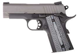 Pistole Taurus 1911 Officer Tungsten 45ACP