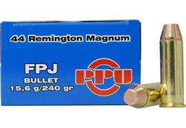 Privi Partizan 44 Magnum 240gr FPJ 50 Schuss