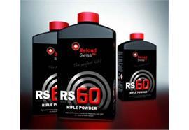 Reload Swiss Nitropulver RS60, Einbasig 1000g
