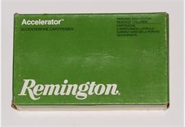 Remington 30-06Sprg Accelerator 55gr SP 20 Schuss