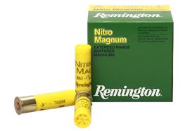 Remington Schrotpatrone 20/76, NitroMag No.2