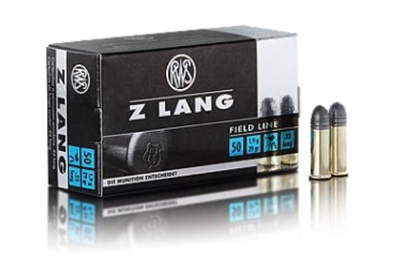 RWS .22 Long Z-Lang 50 Schuss