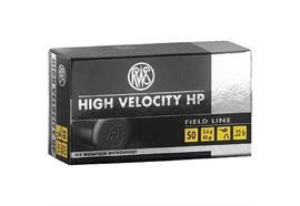 RWS 22L.r High Velocity HP 50 Schuss