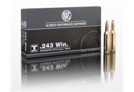 RWS 243Win 6.5g TM 20 Schuss
