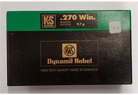 RWS Dynamit Nobel 270 win 9.7g KS 20 Schuss
