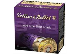 Sellier & Bellot 12/67.5 Steel 24g 2.5mm 25 Schuss