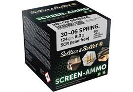 Sellier & Bellot 30-06 SCR.Zink 124g 50 Schuss