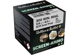 Sellier & Bellot 300WM SCR.Zink 100g 40 Schuss